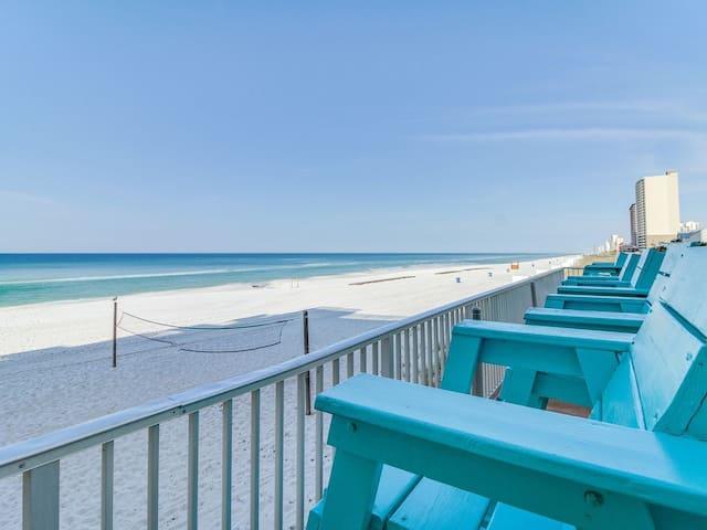 Beach Getaway Ocean View