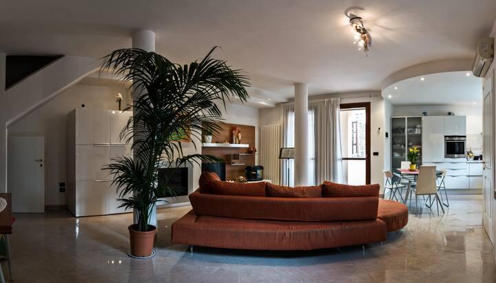 EVA Friendship Villa - Caldine (Fiesole)