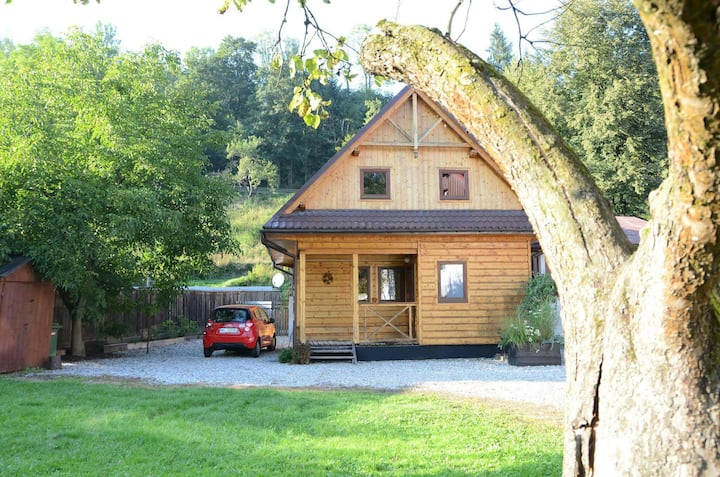 Self-Catering Chalet in Poland!
