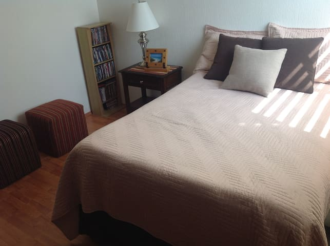 Private room - 1 bed - private bathroom - Tlalnepantla - Departamento