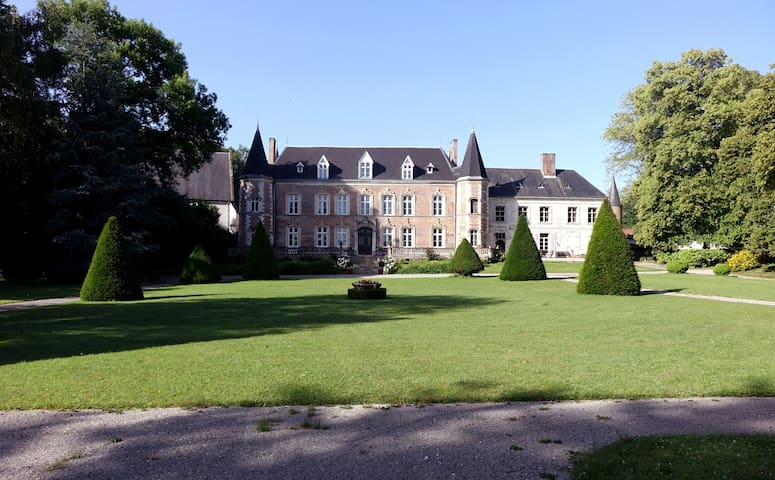 Château d'Argoules Baie de Somme à 20 mn de la mer