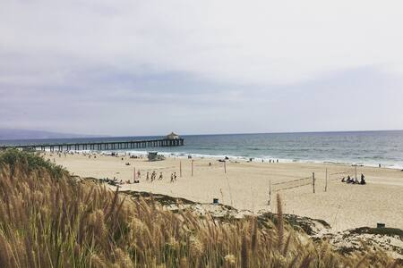 Bright, cool, friendly condo near LAX and beach - Los Angeles