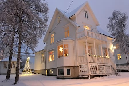 Private rooms in high-end house - Tromsø