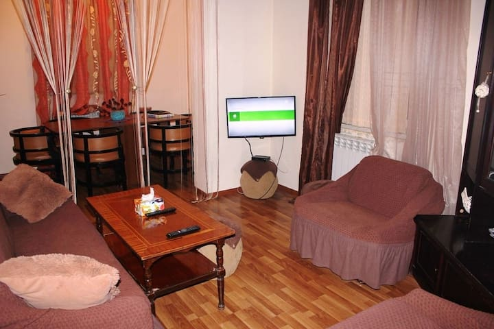 Sunny and Sweet Apartment , Margaryan street.