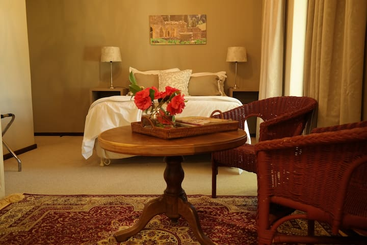 17 Bergstreet - Tranquil Garden room - Citrusdal - Penzion (B&B)