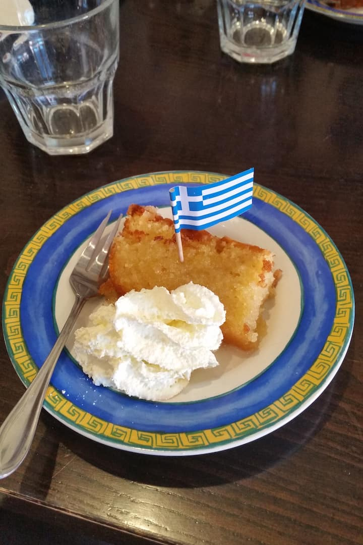 Greek Sweet