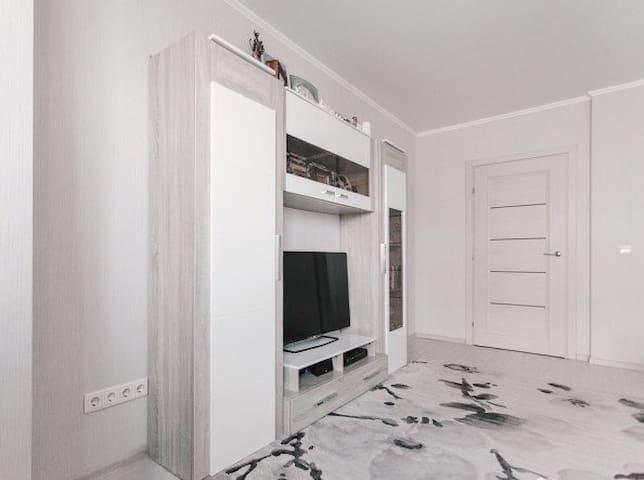 Шикарная светлая 1 комнатная квартира