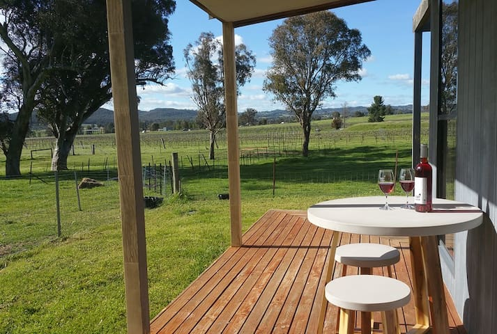 Studio amongst the vines, SHORT SHEEP Micro-Winery - Mudgee - Apartmen