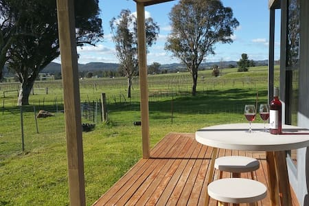 Studio amongst the vines, SHORT SHEEP Micro-Winery - Mudgee - Appartement