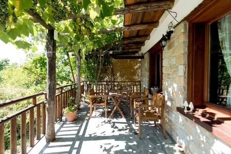 Kaza Vagelis for summer and winter times