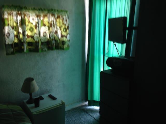 habitacion con baño privado y refri - Heróica Puebla de Zaragoza - Appartement en résidence