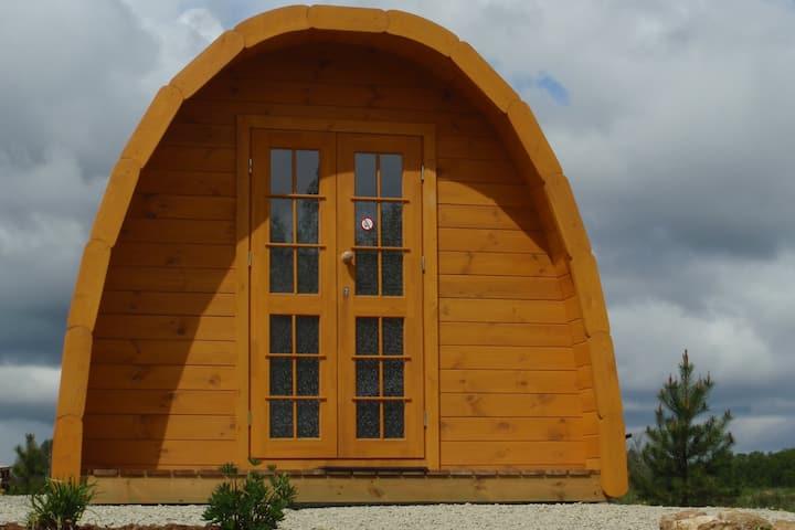 Sommerhütte in der National Park Lahemaa