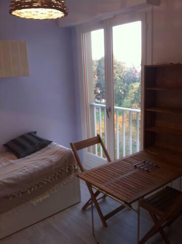 Joli studio dans residence standing - Charnay-lès-Mâcon - Wohnung