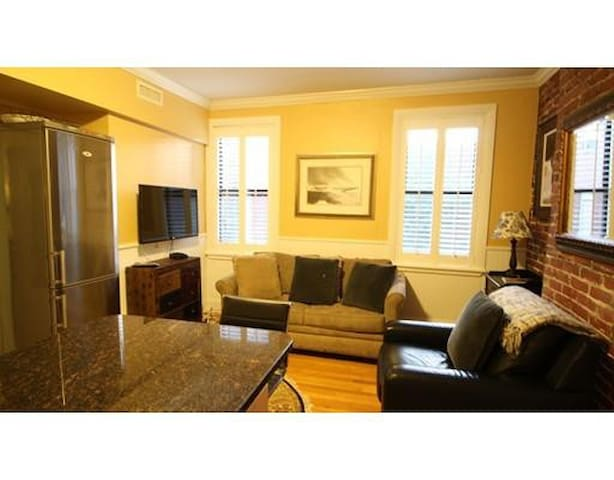 Quaint North End One Bedroom -Near everything