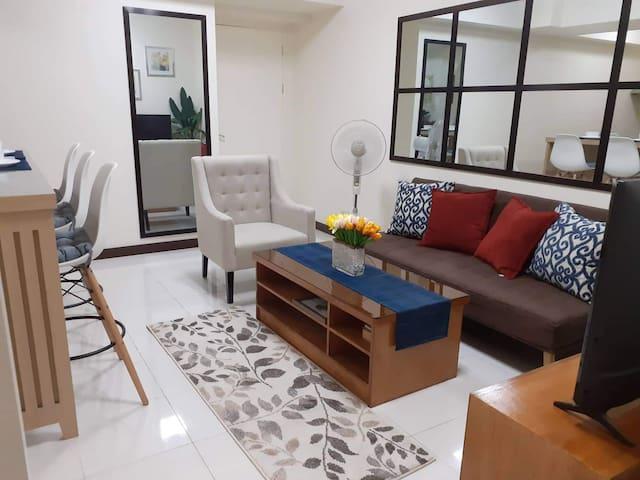 Cozy 2BR Condo @ Lumiere Residences