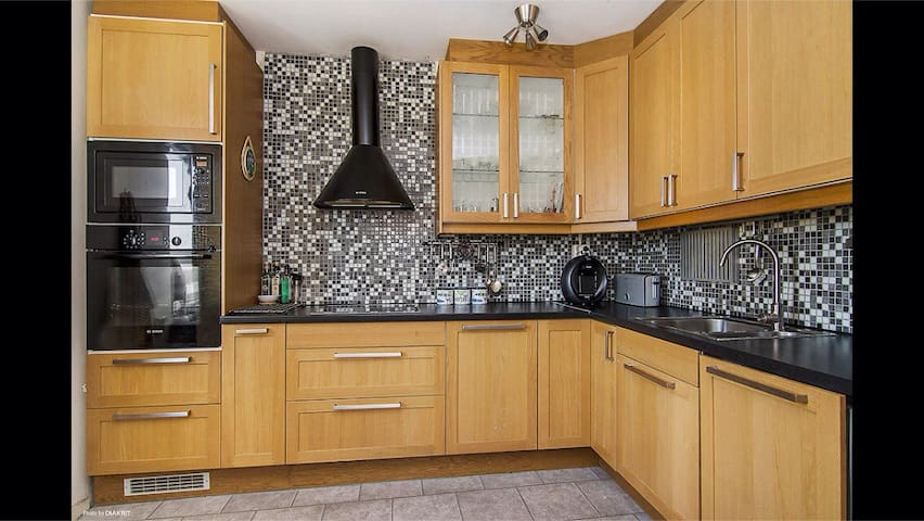 Trivsam lägenhet