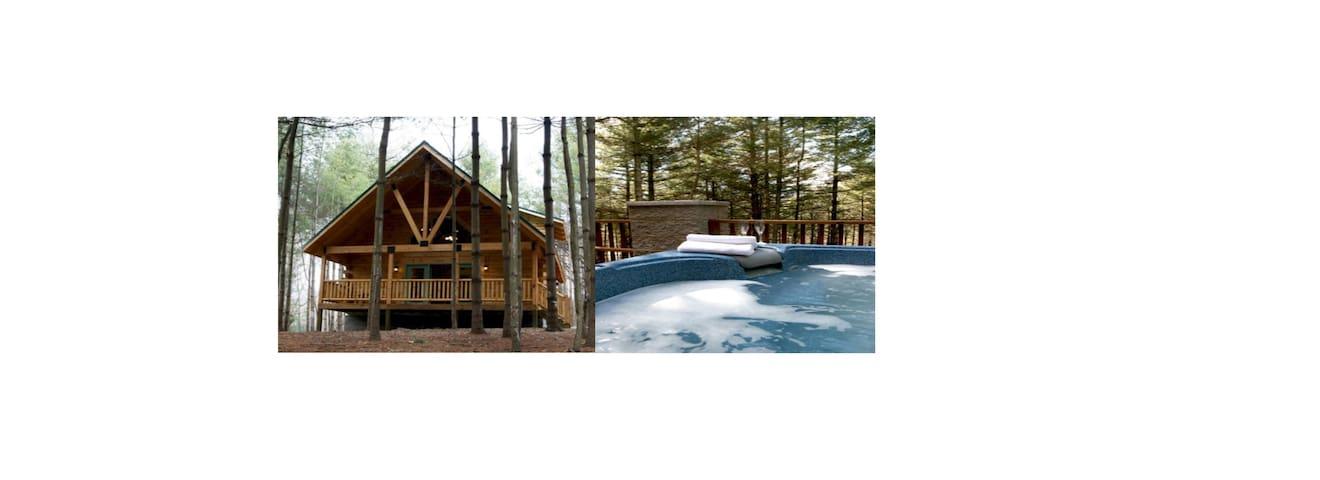 Roaring Rapids Cabin (Beaver - Beckley)