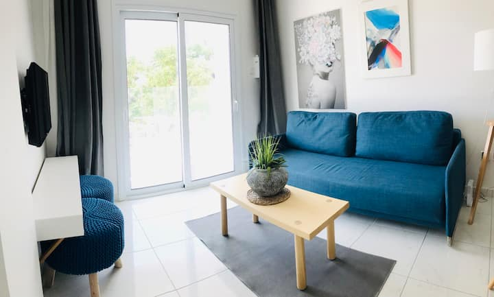 Design Apartment with Sea View