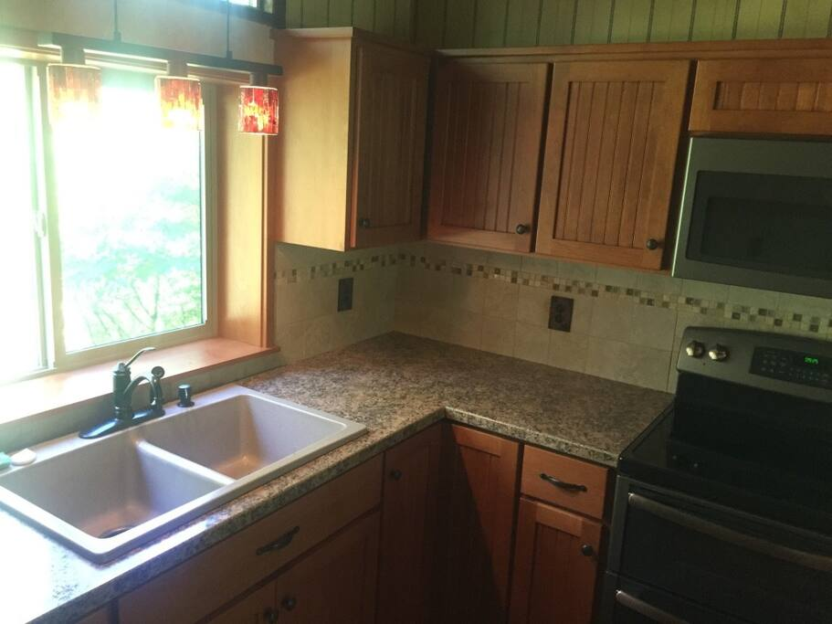 Brand New Kitchen with new appliances