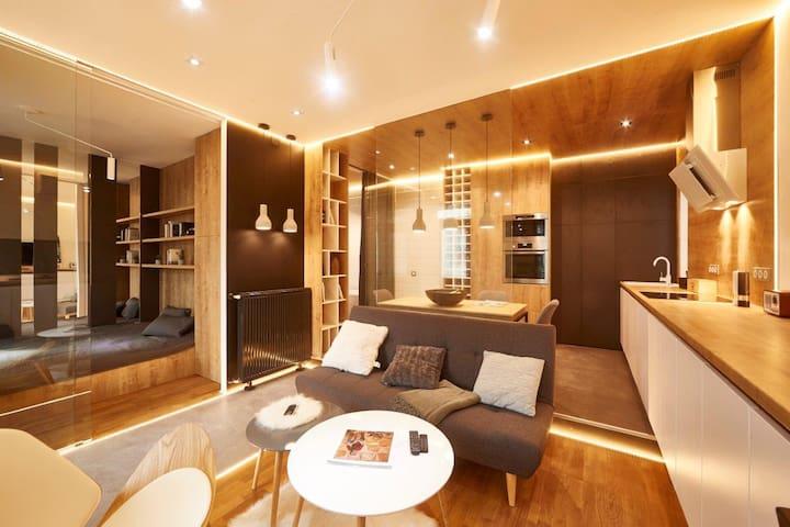 Best location Váci st. Luxury apartment top center