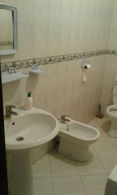 lavabo & toilette
