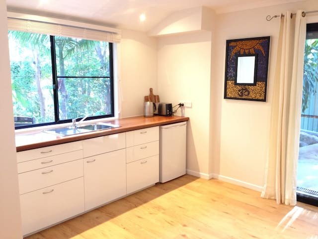 Brushbox Studio, Mullumbimby - Mullumbimby Creek - Apartment