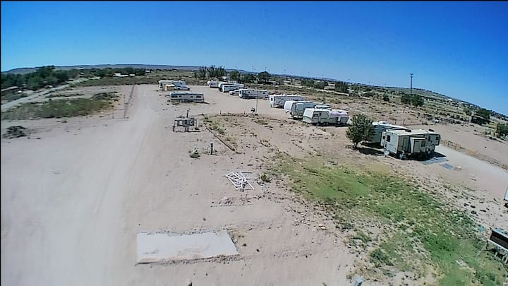 Private small RV park 30/50 full hookups and WiFi