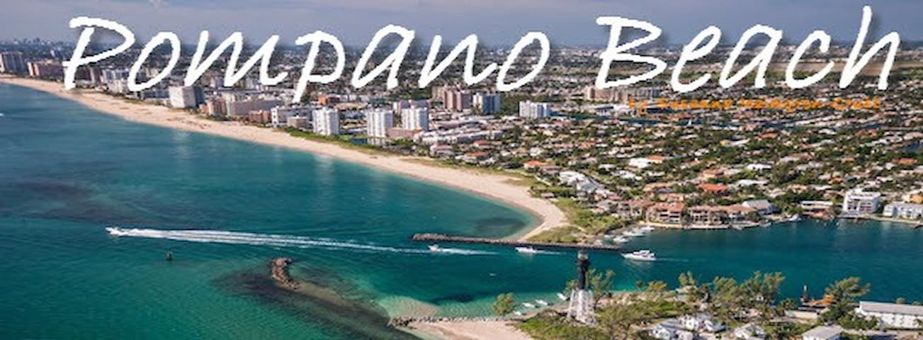 Condo less than 1 mi. to the Beach! - Pompano Beach - Wohnung