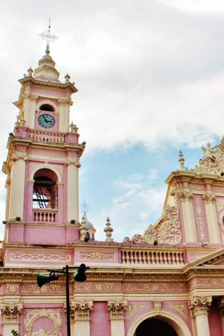La impresionante Catedral