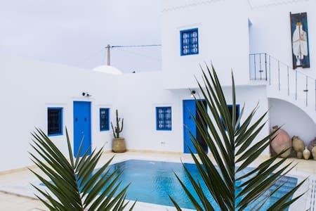 Villa Jasmin maison de charme à Djerba - Djerba
