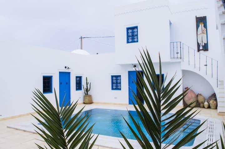 Villa Jasmin maison de charme à Djerba