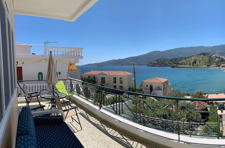Villa Sofia Sea View