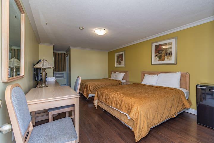 FALLS WAY PRIVATE  ( 2 QUEEN BEDS ) NIAGARA FALLS