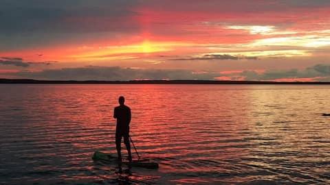 Morris Island Ottawa Waterfront Home