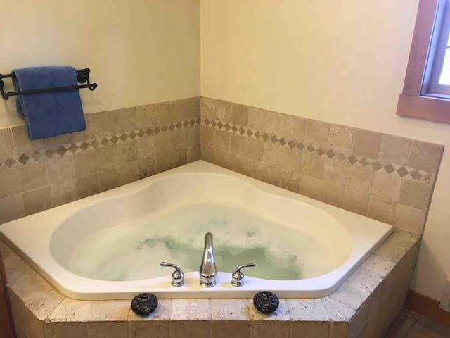 Spa Hideaway In the Heart of McCall