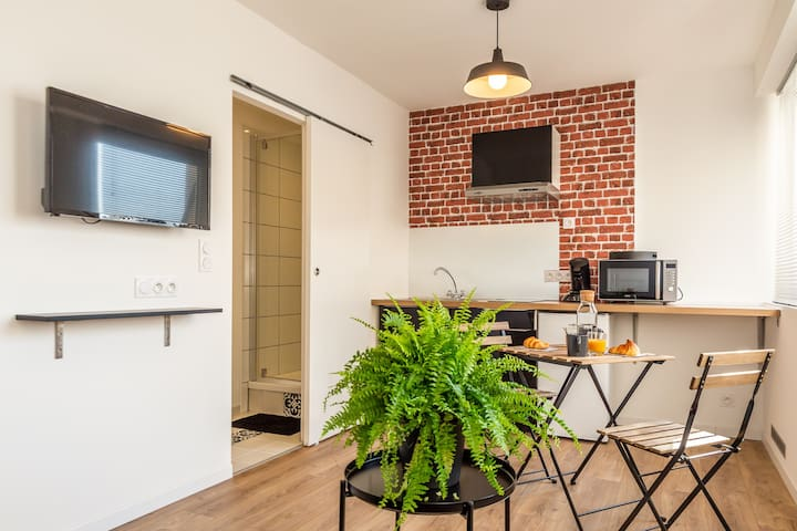 L'INDUS - Studio confort in the City Center