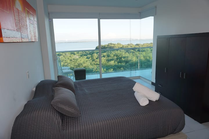 Relax with a Great View & Right on Morros Beach
