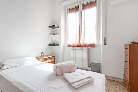 Confortale and private room near Metro - Roma - Apartment