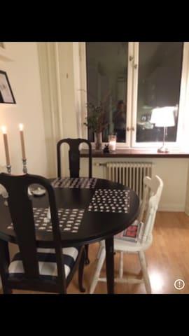 Ljus 1:a centralt läge - Göteborg - Wohnung