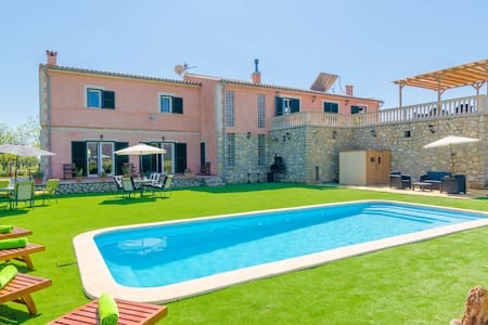 CAN GALIO - Villa for 10 people in Binisssalem. - Binisssalem - Villa