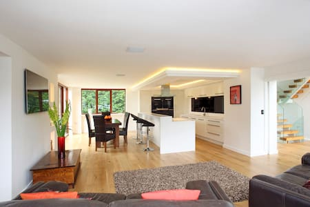 Luxurious rooms in spacious home near Chester - Mickle Trafford - Haus