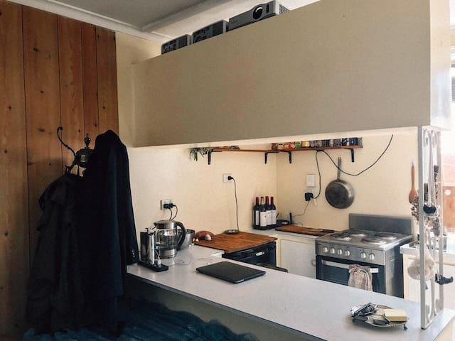 Artists 1 Bedroom Studio flat