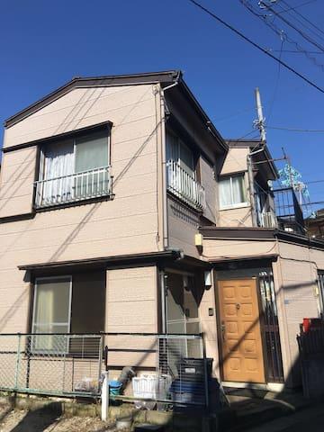 Tatami House/整租日式别墅/一軒家貸切: Free pick-up/免费接送/無料送迎