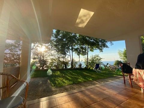 Stan sa pogledom na more, Zambron/Tropea