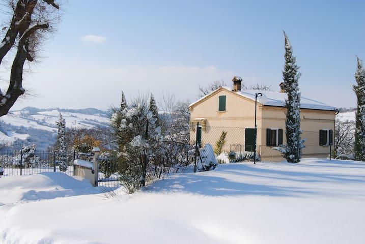 LE GRANDI QUERCE B&B SNOW SEASON