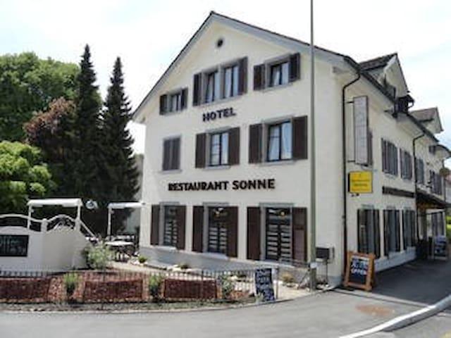 Hotel Sonne, Boardinghouse
