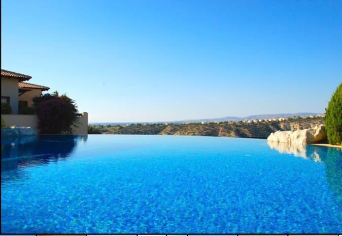 Aphrodite Hills 5* Resort Large 3 Bed Junior Villa