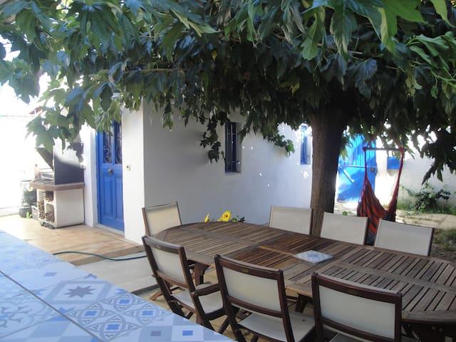 Maison avec jardin au calme proche centre ville - Perpignan - Dom