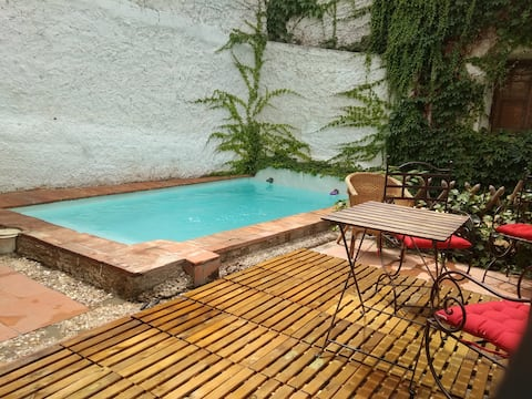 Apartment with  pool in Quesada's old quarters