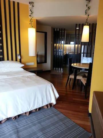 Studio Resort Suite at Sunway Lagoon - Petaling Jaya - Overig